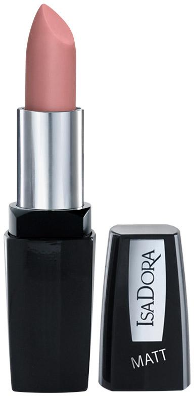 Image of Perfect Matt Lipstick Isadora Rossetto Colore 106 Opaco 1 Rossetto