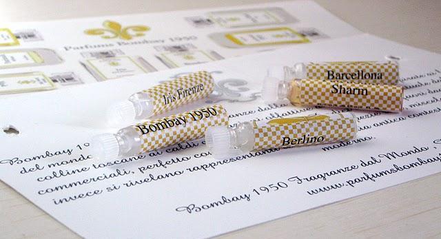 Parfum Bombay Kit Tester 12 Profumazioni 1,4 ml Tutte le fragranze