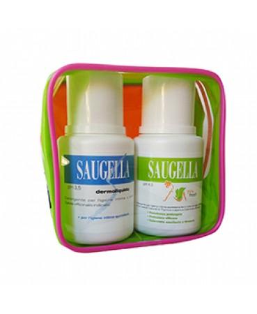 Pocket Saugella 100ml+100ml 2013