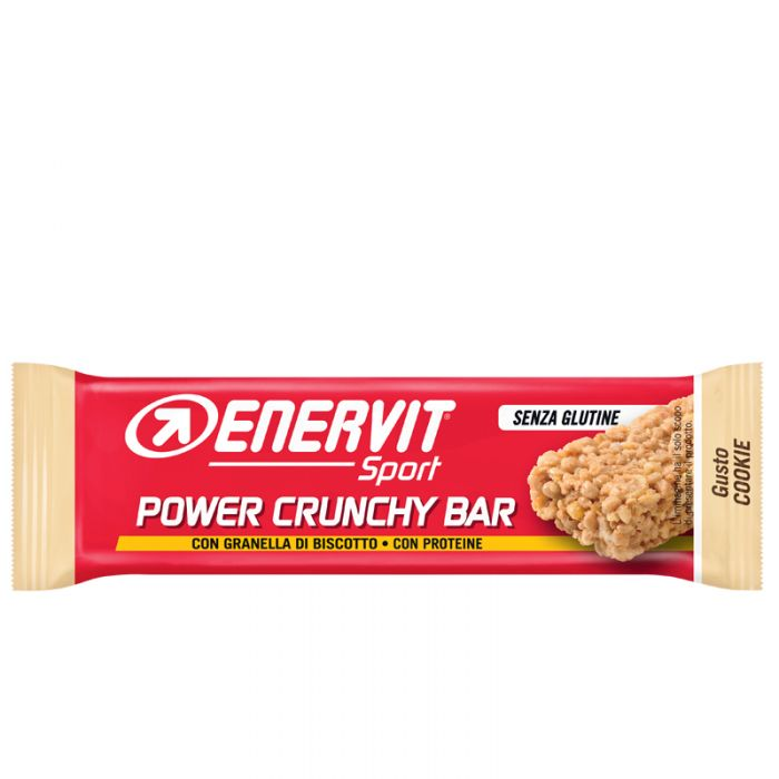 Power Crunchy Bar Gusto Cookie Enervit Sport 40g