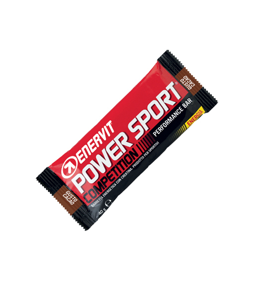 Power Sport Competition Performance Bar Gusto Cacao Enervit 40g