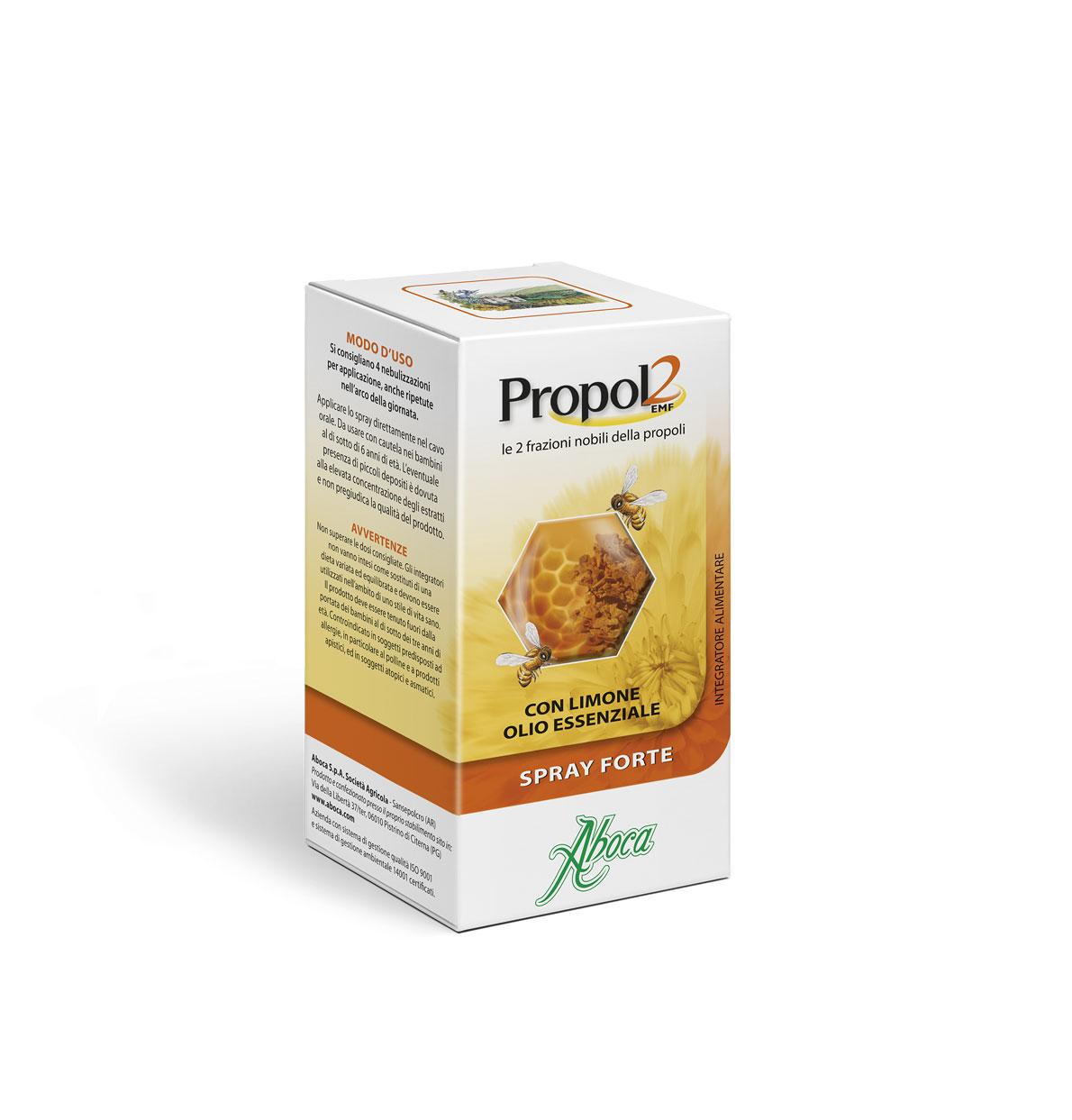 Propol2 Emf Spray Forte Aboca 30ml
