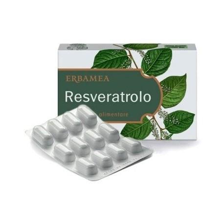 Resveratrolo Erbamea 24 Capsule