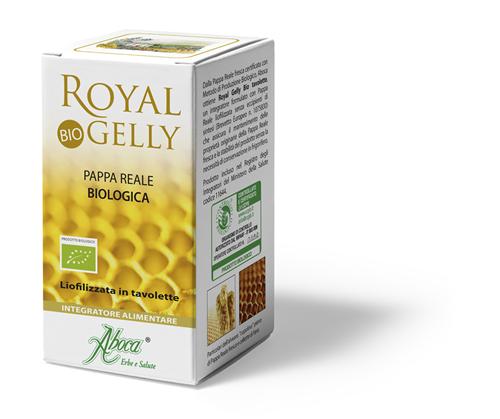 Royal Gelly Bio Aboca 40 Tavolette Da 480mg