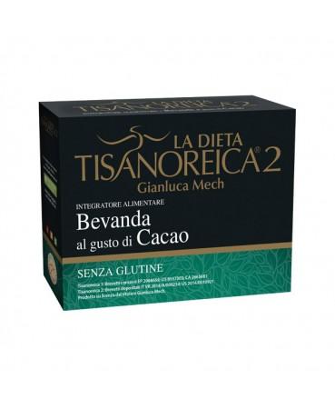 Tisanoreica 2® Bevanda Al Gusto Cacao Ginaluca Mech® 4x31,5g