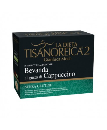 Tisanoreica 2® Bevanda Al Gusto Di Cappuccino Gianluca Mech® 4x28g