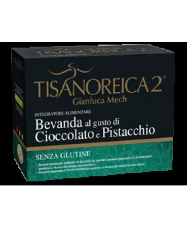 Tisanoreica 2® Bevanda Al Gusto Di Cioccolato E Pistacchio Gianluca Mech® 4x30g