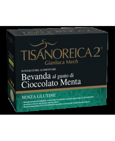 Tisanoreica 2® Bevanda Al Gusto Di Cioccolato Menta Gianluca Mech® 4x30g