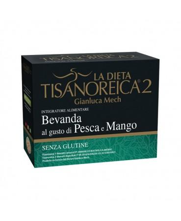 Tisanoreica 2® Bevanda Al Gusto Di Pesca E Mango Gianluca Mech® 4x28g