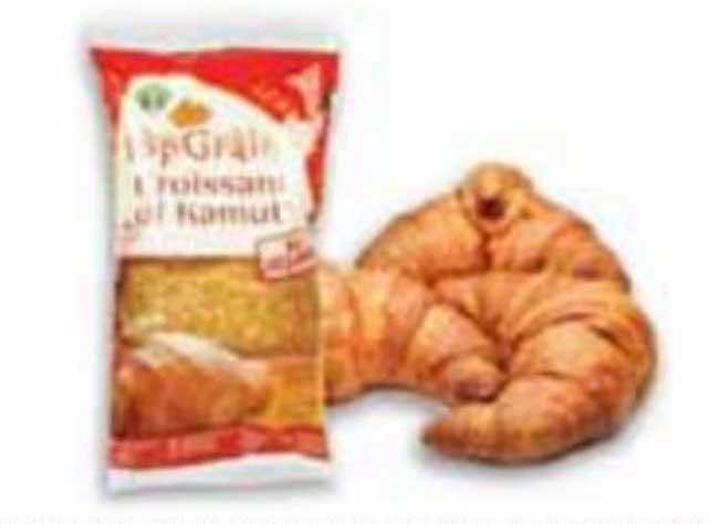 TopGrain Croissant Di Kamut Probios 50g