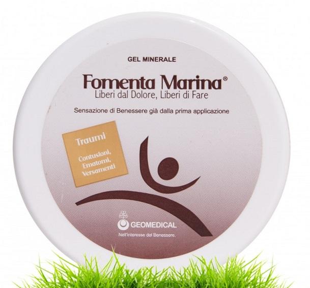 Image of Geomedical Fomenta Marina Traumi Gel Minerale 150g 930501984