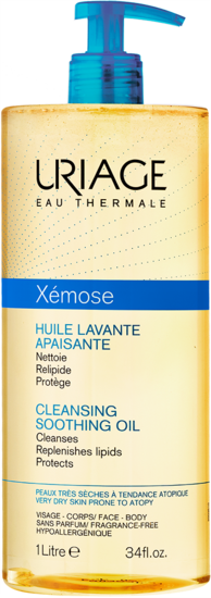 Xémose Olio Detergente Lenitivo Uriage 1lt