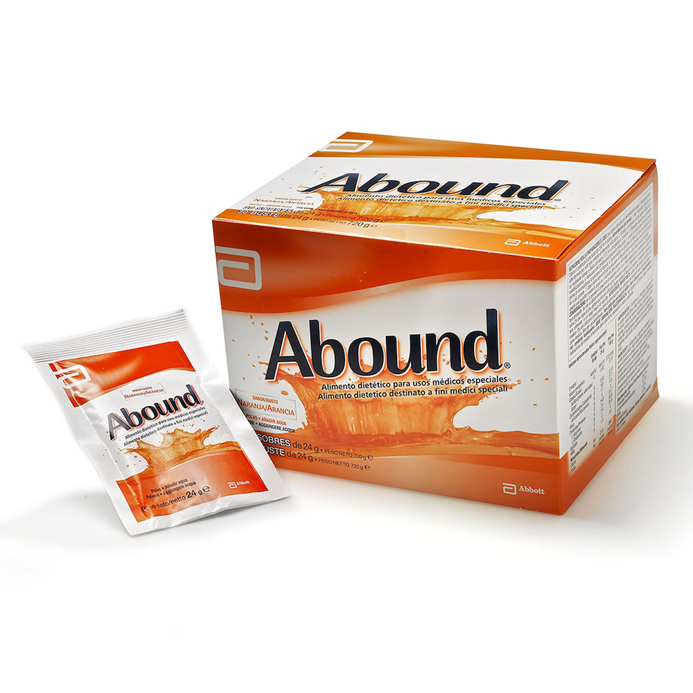 Abound® Gusto Arancia Abbott 30 Bustine