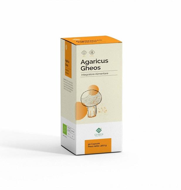 Agaricus GHEOS 90 Capsule