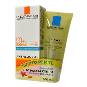 Anthelios XL Latte Solare SPF50+ La Roche Posay 100ml + Lipikar Huile Lavante 100ml