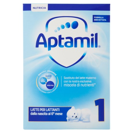 Image of Aptamil 1 Nutricia 1100g