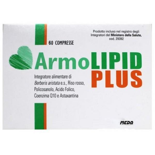 Image of Armolipid Plus Meda 60 Compresse
