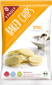 Image of 3 Pauly Snack di Patate Natural Senza Glutine 85g 933782070