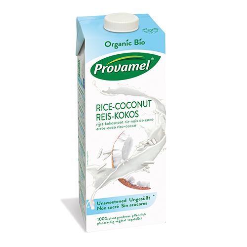 Provamel Riso Cocco Bevanda A Base Di Riso Biologico 1l