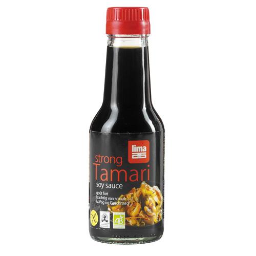 Lima Strong Tamari Salsa Di Soia Biologico 145ml