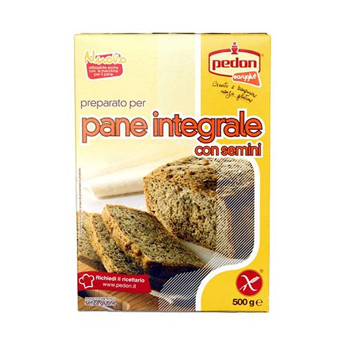 Image of Easyglut Preparato Per Pane Integrale Con Semini Senza Glutine 500g 924700798