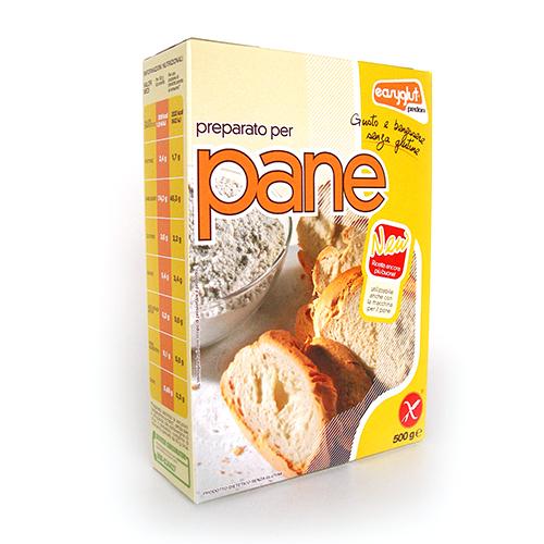 Image of Easyglut Preparato Per Pane Senza Glutine 500g 904304995