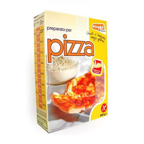 Image of Easyglut Preparato Per Pizza Senza Glutine 400g 904305012