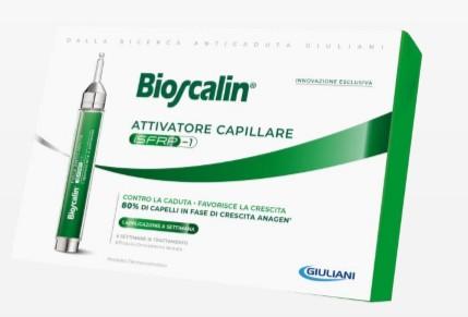 Image of Bioscalin Attivatore Capillare iSFRP-1 Giuliani 1 Fiala