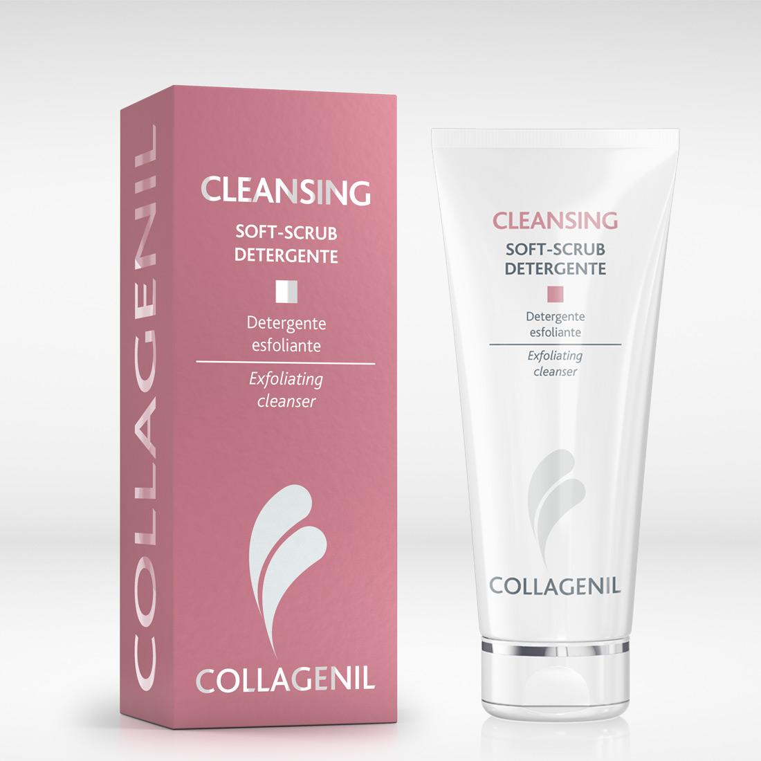 Cleansing Soft-Scrub Detergente COLLAGENIL 200ml