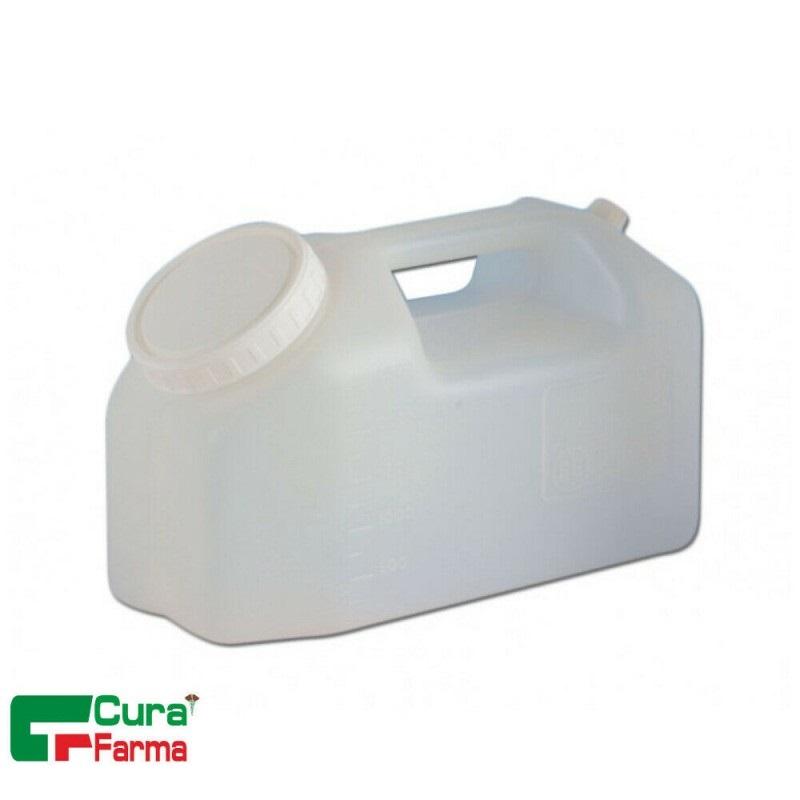 Curabag Tanica Raccolta Urina 24h Cura Farma 2500ml