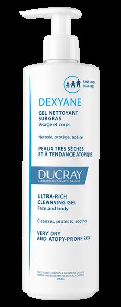 Dexyane Gel Detergente Ducray 400ml