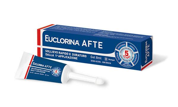 Image of Euclorina Afte Gel Dompe' 8ml