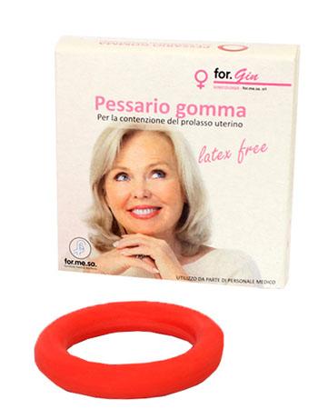 Pessario Anello Gomma Diametro 90mm