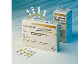 Image of Accutrend Cholesterol 5str 907027383