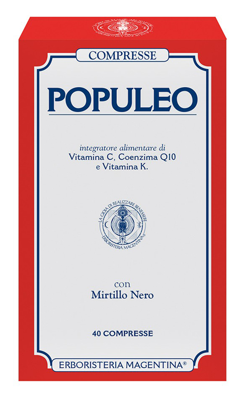 Image of Populeo Emorroidi 40tav
