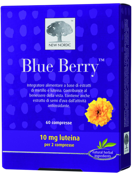 Blue Berry 120cpr