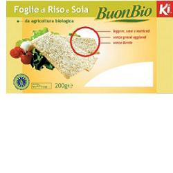Buonbio Fgl Riso/soia S/gl 200