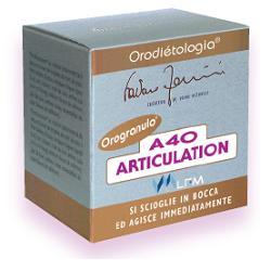 Image of A40 Articulation Orogranuli 913131948