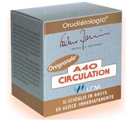 Image of A40 Circulation Orogranuli Integratore Alimentare 16g 913132027