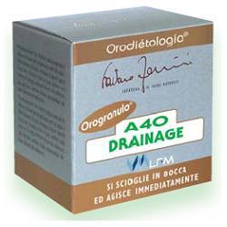 Image of A40 Drainage Orogranuli 16g 913132003