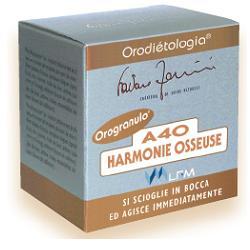 Image of A40 Harmonie Osseuse Orogranuli Integratore Alimentare 50g 913131975