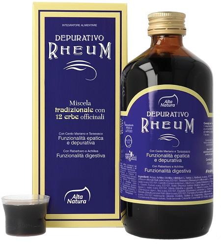 Depurativo Rheum 250ml