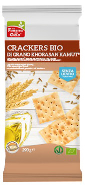 Crackers Kamut S/liev 290g