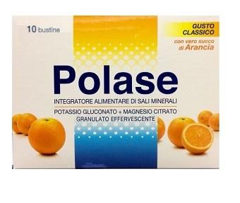 Pfizer Italia Polase Integratore Alimentare Di Sali Minerali 20 Bustine