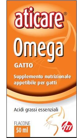 Image of Aticare Omega Gatto 50ml 930874108