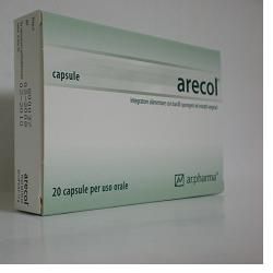 Image of Arecol 20cps 900120015