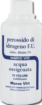 Image of Acqua Ossigenata 10vol 3% 200g 908010200
