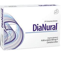 Image of Dianural Integrat 20cpr 930135304