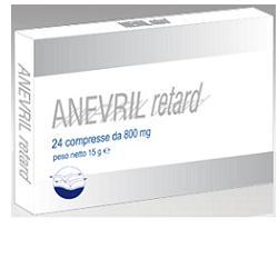Image of Anevril Retard 24cpr 905318794