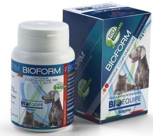 Image of Biorama Bioform Integratore Per Animali 100 Compresse 905273874